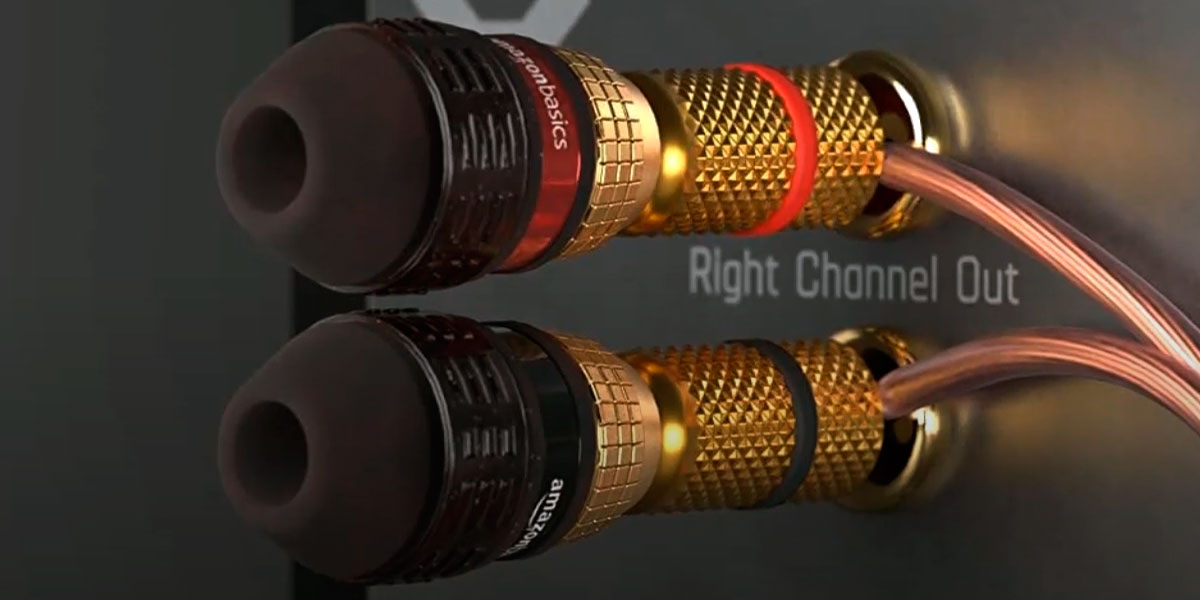 Choose the right gauge and type speaker wire