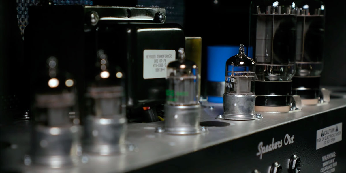 Differences between tube and solid state amps